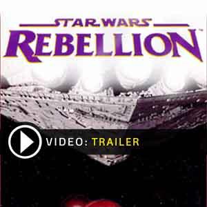 Star Wars Rebellion Gameplay Video