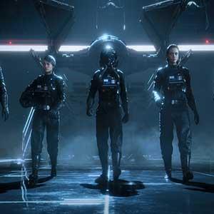 Star Wars Squadrons Titan Squadron