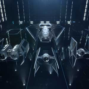Star Wars Squadrons Titan Squadron Starships