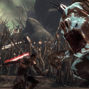 Star Wars The Force Unleashed Ultimate Sith Fight 2