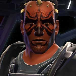 Star Wars the Old Republic Character