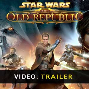 Star Wars The Old Republic trailer video