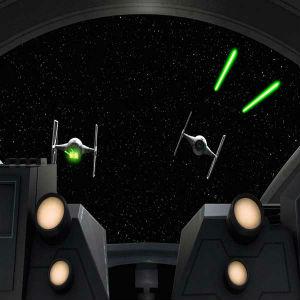 Star Wars Tie Fighter Asthromech Chopper