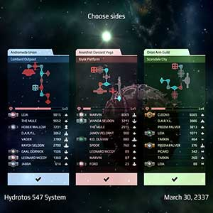 Starblast Team Mode