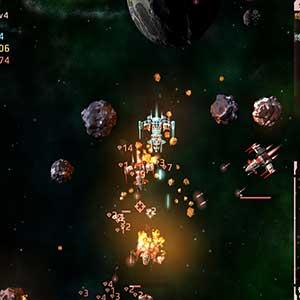 Starblast X-Warrior