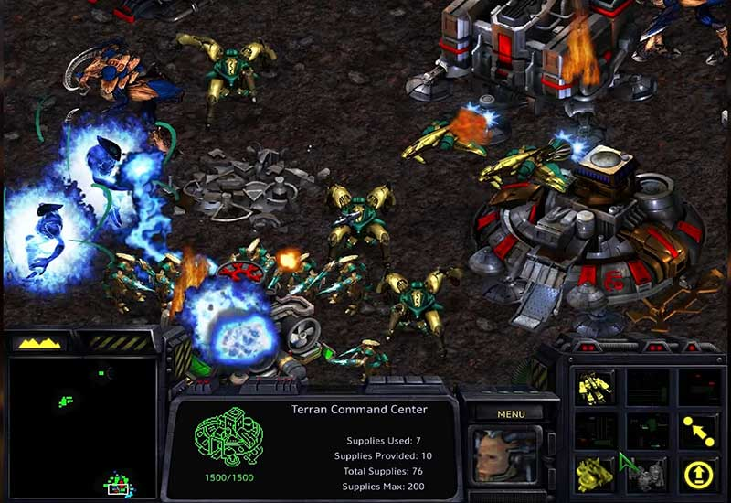 Buy StarCraft Remastered CD KEY Compare Prices - AllKeyShop com