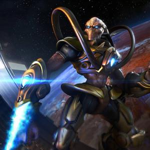 StarCraft Remastered Tassadar
