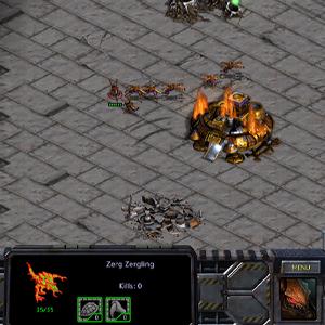 StarCraft Remastered UI