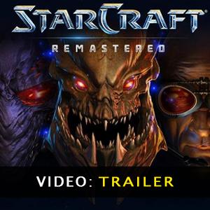 StarCraft Remastered Trailer Video