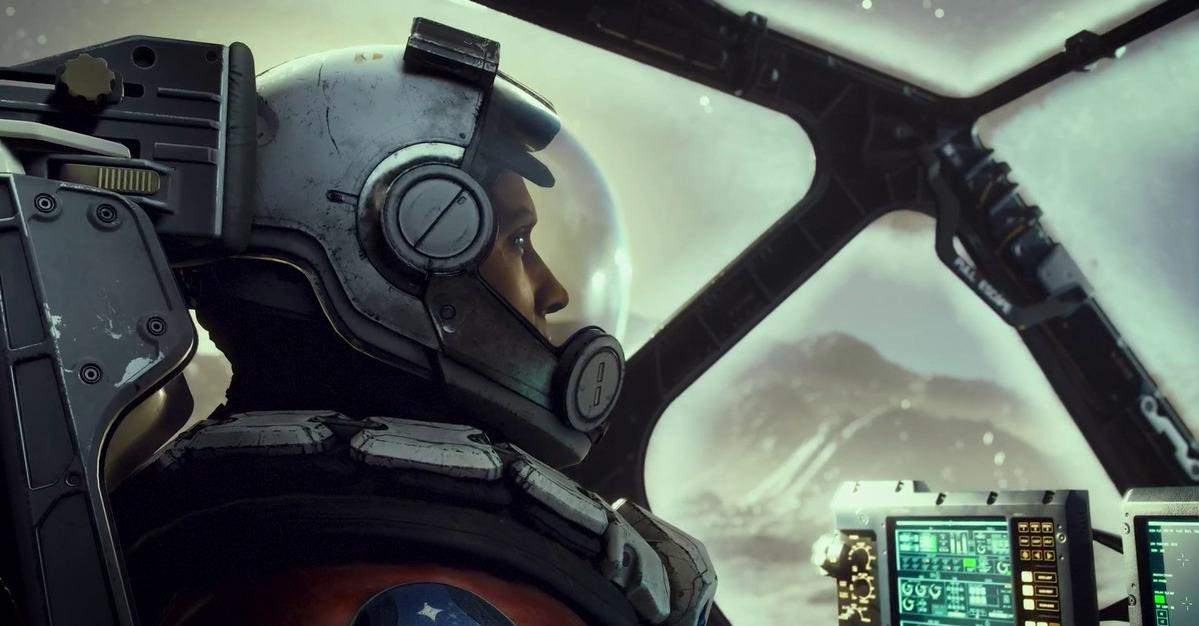 Starfield E3 2021