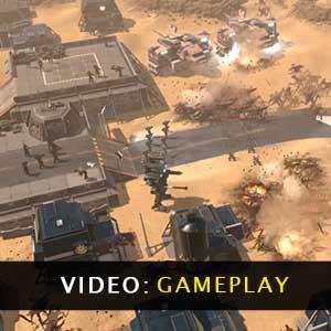 Starship Troopers Terran Gameplay Video