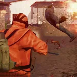 State of Decay Breakdown Fight