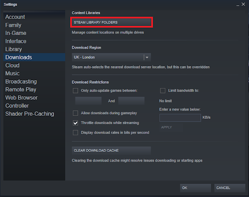 move steam games without unistalling them