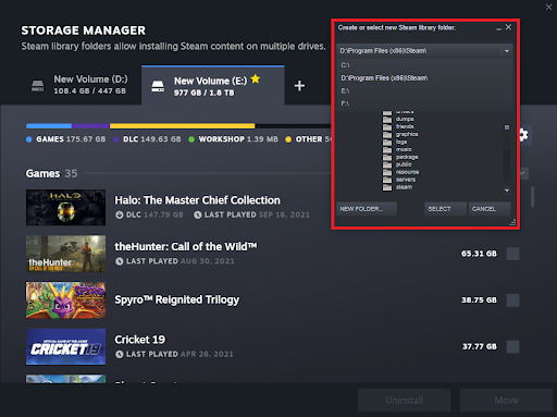 what is the most played game on Steam?