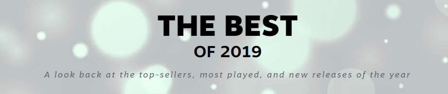 Steam: The Best of 2019