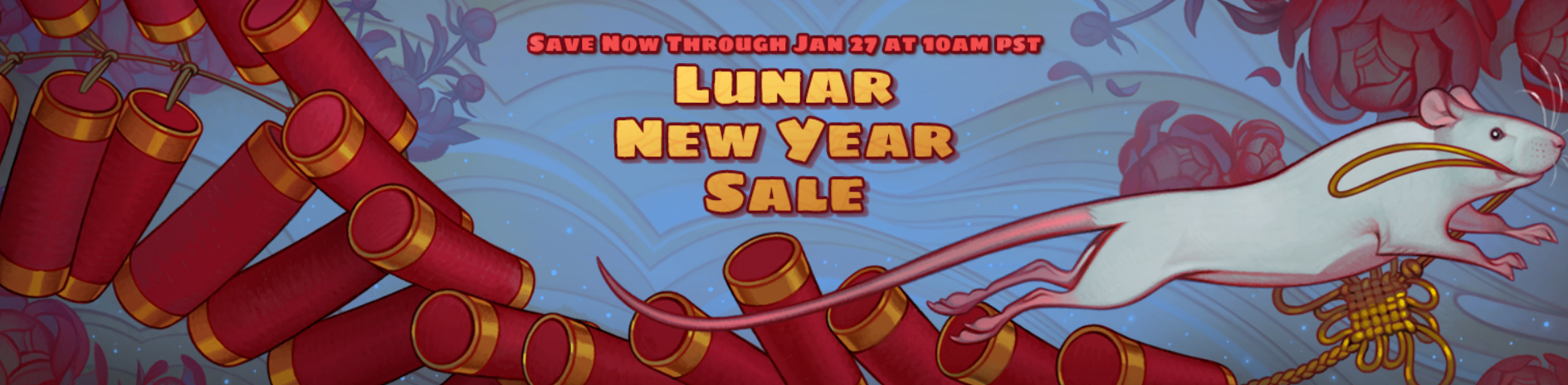 Steam Lunar New Year 2020 Sale