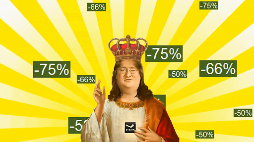 when is the best time to buy games on steam?