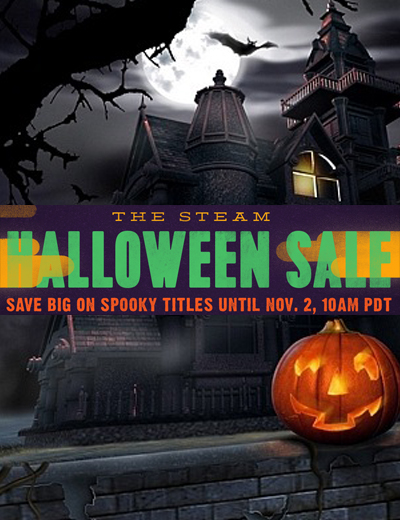 The Best Spooky Games From The Steam Halloween Sale!