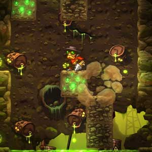 Steamworld Dig Old World