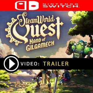 SteamWorld Quest Hand of Gilgamech Nintendo Switch Prices Digital Or Box Edition