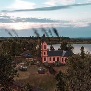 fighting rages across the critically important Karelian Isthmus