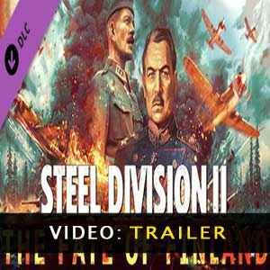 Buy Steel Division 2 The Fate of Finland CD Key Compare Prices