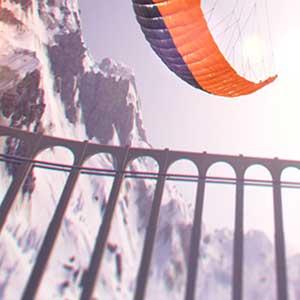 Paraglides Tricks