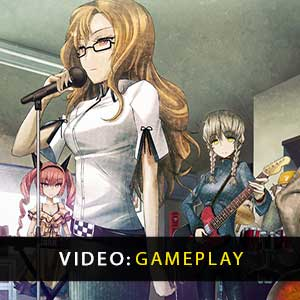 STEINS GATE My Darling's Embrace Gameplay Video