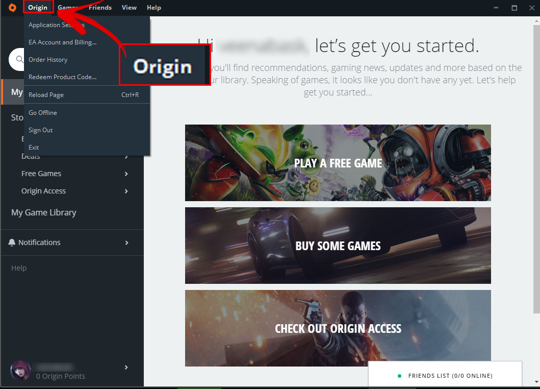 Know How To Activate An Origin CD Key - CheapDigitalDownload com