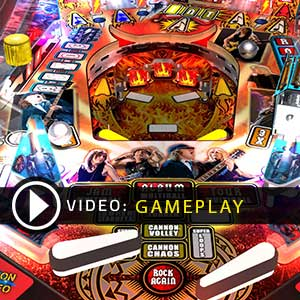 Stern Pinball Arcade Gameplay Video