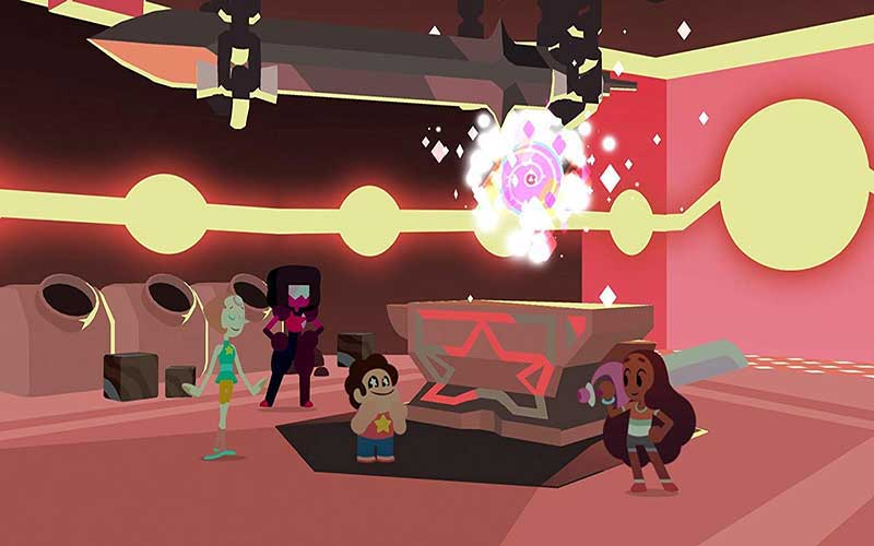 Steven Universe Save the Light & OK K O  Let's Play Heroes