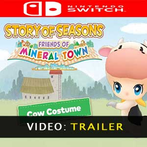 STORY OF SEASONS Friends of Mineral Town Nintendo Switch Prices Digital or Box Edition
