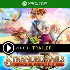Stranded Sails Explorers of the Cursed Islands Xbox One Prices Digital or Box Edition