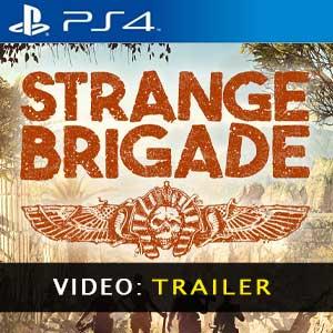 Strange Brigade Trailer Video