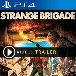 Strange Brigade PS4 Prices Digital or Box Edition