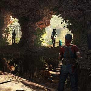 Strange Brigade Cave