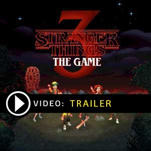 Buy Stranger Things 3 The Game CD Key Compare Prices