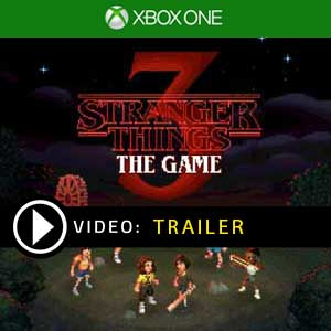 Stranger Things 3 The Game Xbox One Prices Digital or Box Edition