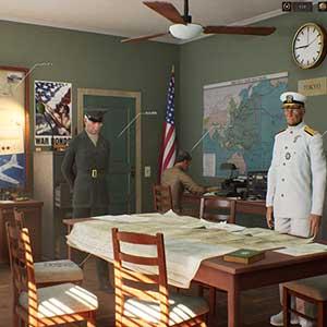 Strategic Mind The Pacific War Room