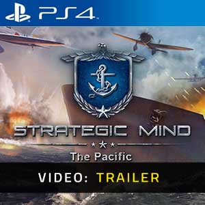 Strategic Mind The Pacific PS4 Video Trailer