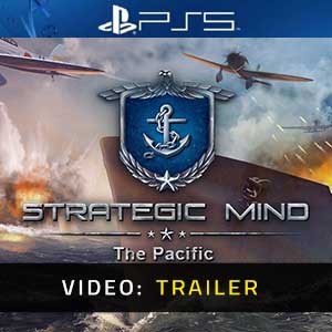 Strategic Mind The Pacific PS5 Video Trailer