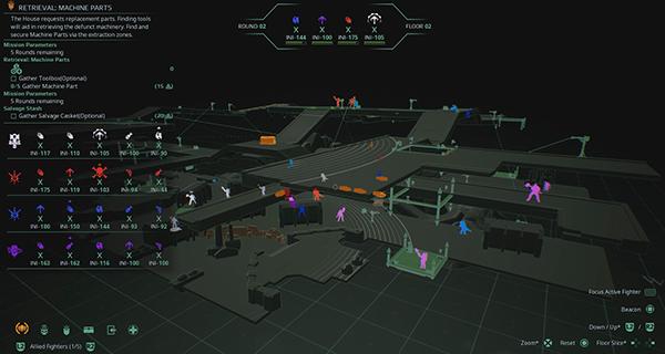 Necromunda: Underhive Wars Map