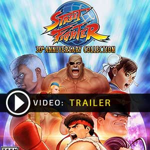 Buy Street Fighter 30th Anniversary Collection CD Key Compare Prices