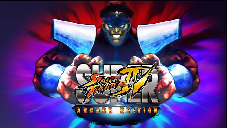 Super street fighter 4 arcade edition