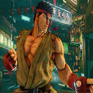 Street Fighter 5 PS4 Critical Attack