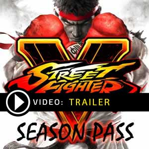 Buy Street Fighter 5 Season Pass CD Key Compare Prices