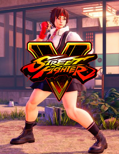 Street Fighter 5 Owners will Get to Try Sakura for Free