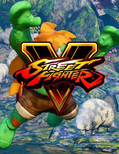 Street Fighter 5 Adds the Electrifying Blanka Back into the Brawl