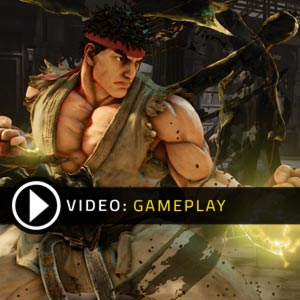 Street Fighter 5 Gameplay Video