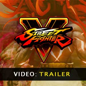 Street Fighter 5 Trailer Video